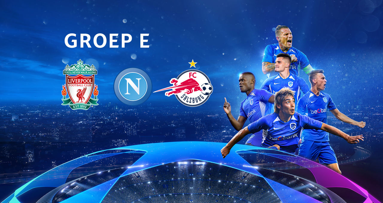 Liverpool, Napoli and Salzburg: our opponents in the Champions League group stage!