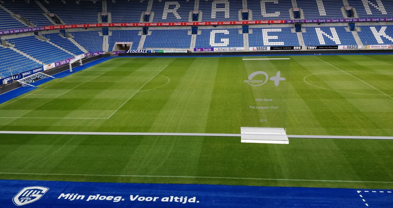 KRC Genk ontvangt Pro League+ label