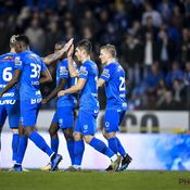KRC Genk v KAA Gent - Jupiler Pro League: Play-Offs 1