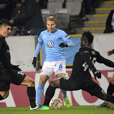 Malmo vs KRC Genk : UEFA Europa League