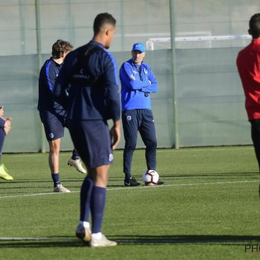 KRC Genk winter training camp - day 7