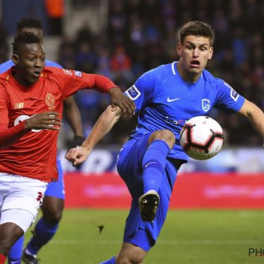 KRC Genk v Royal Standard de Liege - Jupiler Pro League