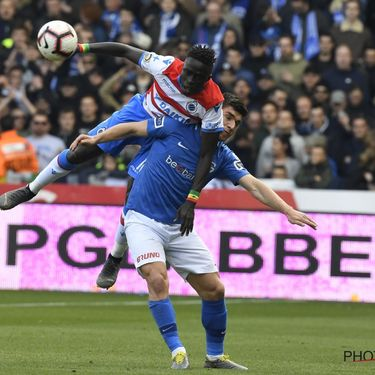 KRC Genk v Club Brugge - Jupiler Pro League play off 1