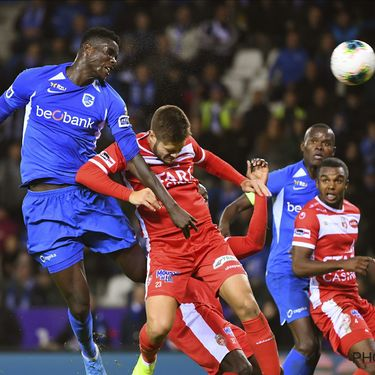 KRC Genk v Royal Excel Mouscron - Jupiler Pro League