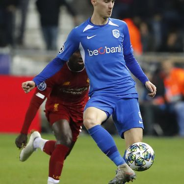KRC Genk vs Liverpool FC - UEFA Champions League