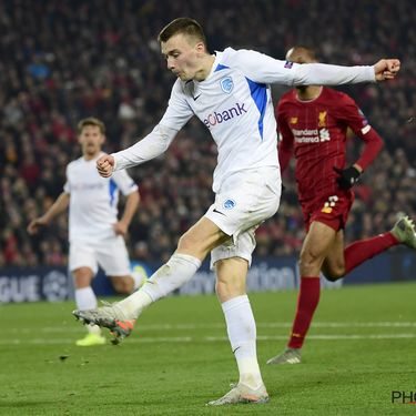 Liverpool FC vs KRC Genk - UEFA Champions League