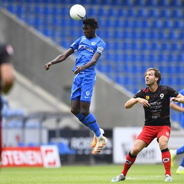 KRC Genk  vs Excelsior Rotterdam - Friendly game