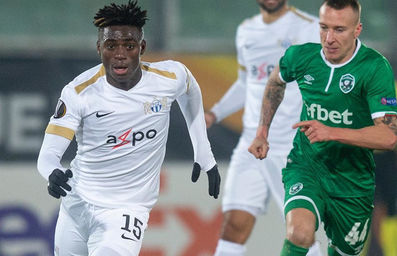 Striker Odey joins Genk!