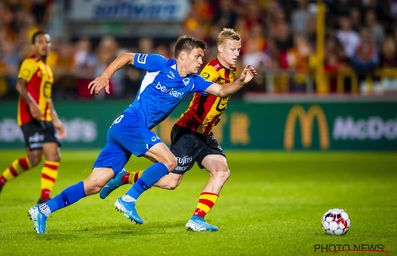 3 - 1 defeat in KV Mechelen.
