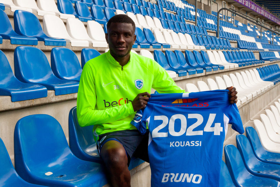 Eboue Kouassi: contract tot 2024