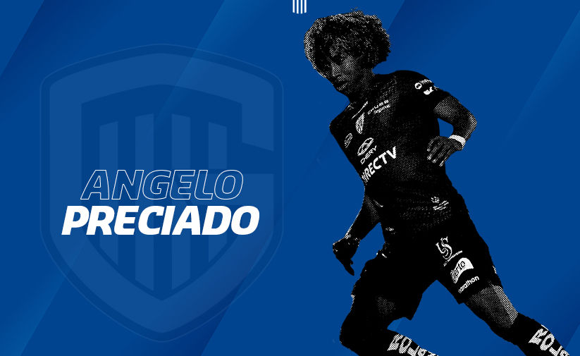 Ecuadoraanse international Angelo Preciado is op komst!