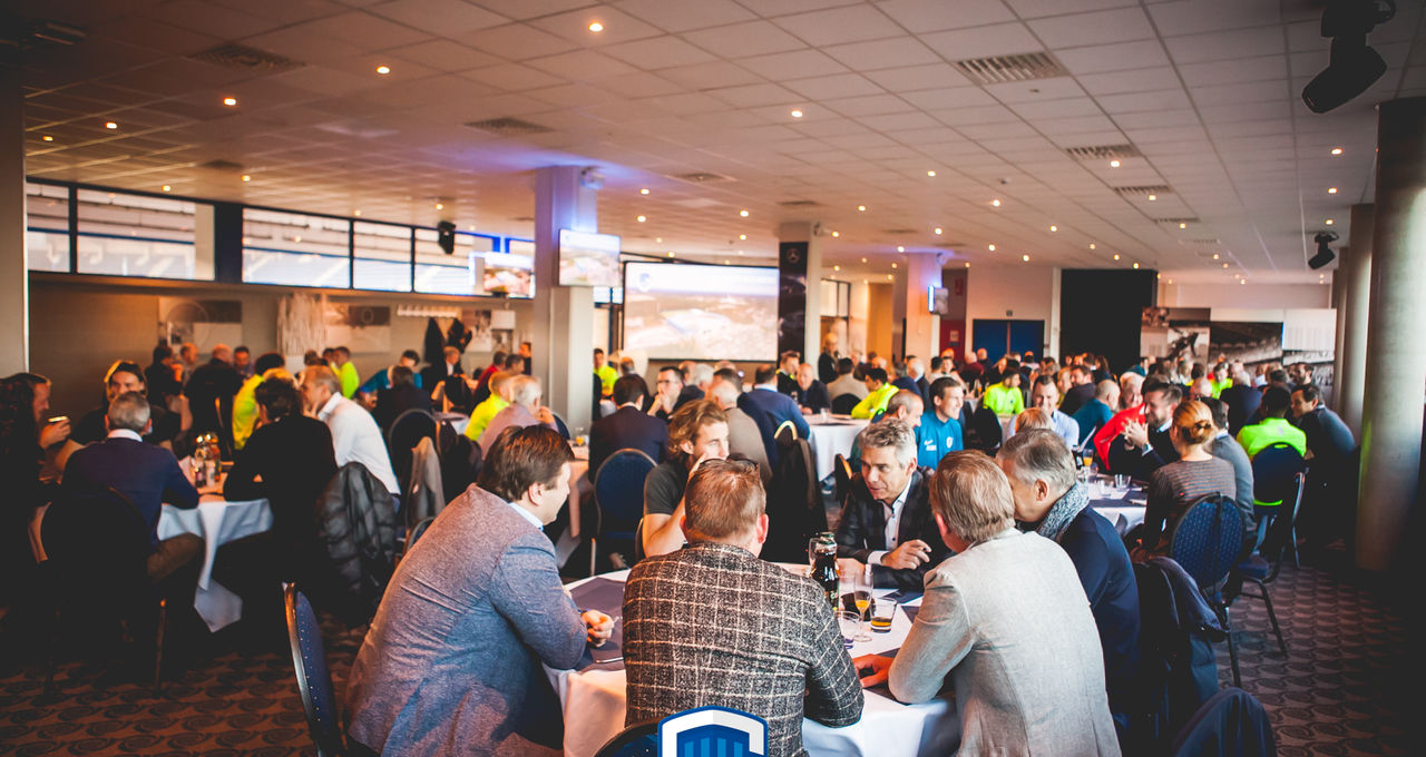 Fotoalbum KRC Genk Business Breakfast 2019